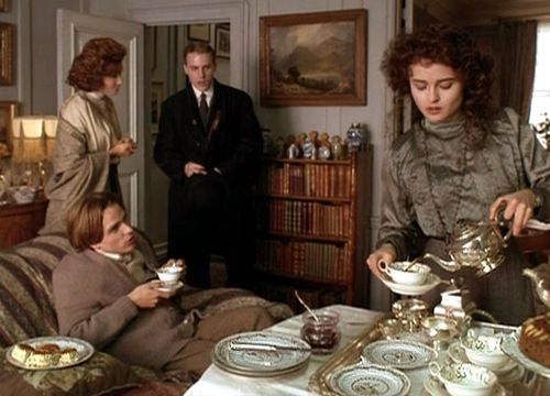 Howards End An Elegant Tea