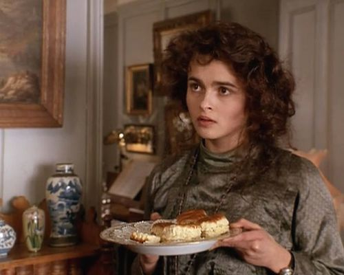 Howards End Offered Scones