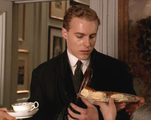 Howards End Offered Tea