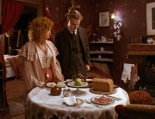 Howards End A Poor Tea